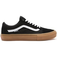 Shoes Men Skate shoes Vans Old Skool Black
