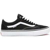 Shoes Skate shoes Vans Old Skool White, Black