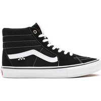 Shoes Men Skate shoes Vans SK8HI White, Black