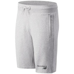 Clothing Men Cropped trousers New Balance MS11903AG Grey