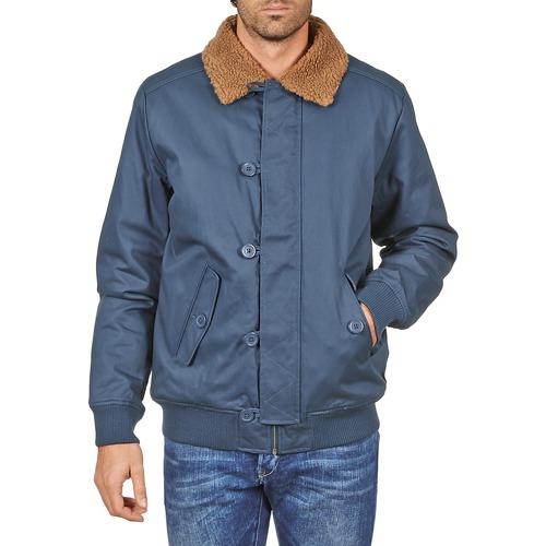 Clothing Men Jackets Wesc JEJOR Blue