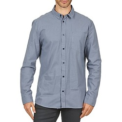 Clothing Men long-sleeved shirts Wesc YANIK Blue