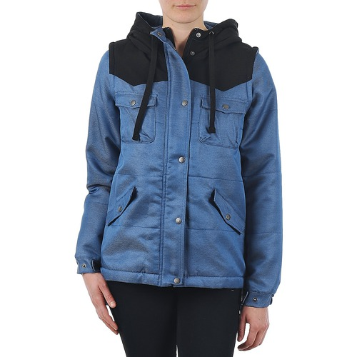 Clothing Women Parkas Nikita EXPLORER Blue