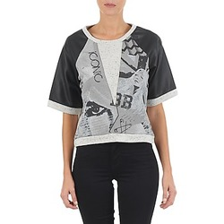 Clothing Women sweaters Brigitte Bardot BB43025 Grey