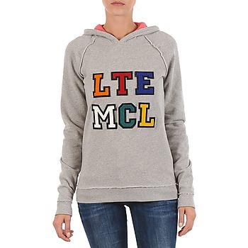 Clothing Women sweaters Little Marcel SOFTY Grey