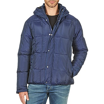 Bench  QUOTA  mens Jacket in Blue