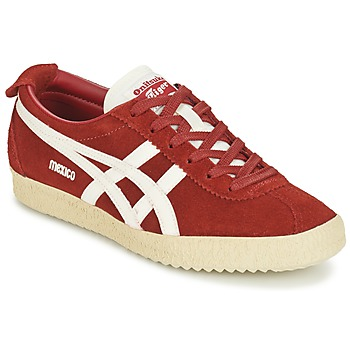 Shoes Low top trainers Onitsuka Tiger MEXICO DELEGATION SUEDE Red