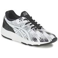 Shoes Low top trainers Asics GEL-KAYANO TRAINER EVO White / Black