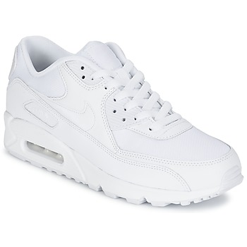 Shoes Men Low top trainers Nike AIR MAX 90 ESSENTIAL White