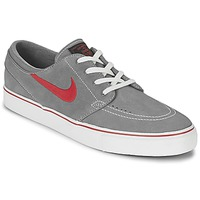 Shoes Men Low top trainers Nike ZOOM STEFAN JANOSKI Grey