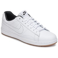 Shoes Women Low top trainers Nike TENNIS CLASSIC ULTRA LEATHER W White / Black