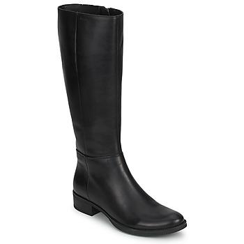 High boots Geox MENDI STIVALI BASIC