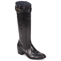 Shoes Women High boots Stephane Gontard VERONIQUE Black