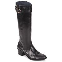 Shoes Women High boots Stephane Gontard VERONIQUE Black