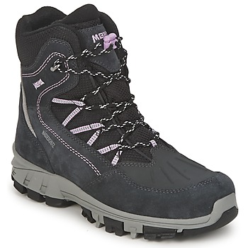 Shoes Girl Snow boots Meindl INUIT JUNIOR Lilac / ANTHRACITE