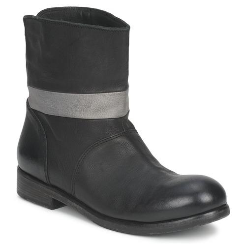 Shoes Women Mid boots OXS RAVELLO YURES  black