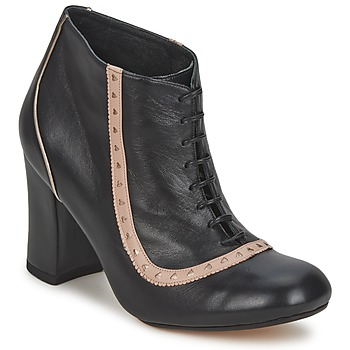 Shoes Women Shoe boots Sarah Chofakian SALUT Black
