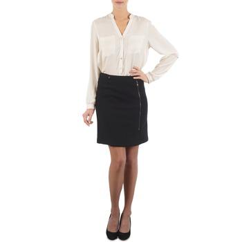 Clothing Women Skirts Lola JACA LANA COTTA Black