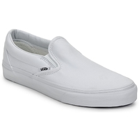 Shoes Slip ons Vans CLASSIC SLIP-ON True White