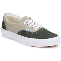 Shoes Low top trainers Vans ERA Deep forest / Aluminum