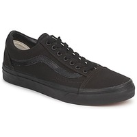 Shoes Low top trainers Vans OLD SKOOL All Black