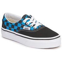 Shoes Children Low top trainers Vans ERA KIDS Blue / Black