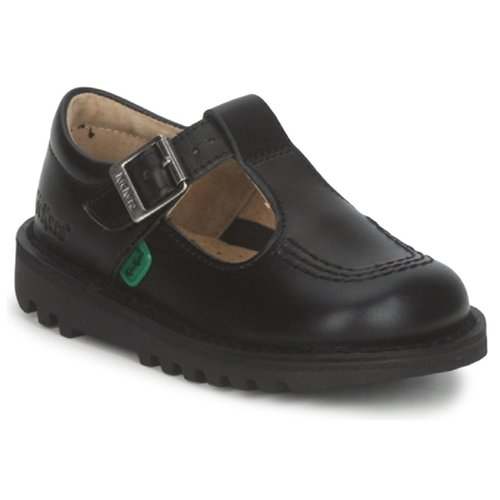 Shoes Children Brogues Kickers KICK T Black