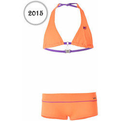 Clothing Girl Bikinis Banana Moon Children 2 Pieces Mandarin Orange Bluff Bear ORANGE