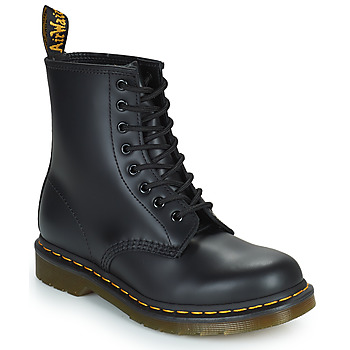Shoes Boots Dr Martens 1460 8 EYE BOOT Black