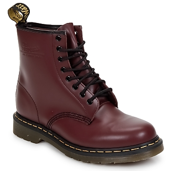 Shoes Boots Dr Martens 1460 8 EYE BOOT Cherry Red