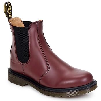 Shoes Mid boots Dr Martens 2976 CHELSEA BOOT Bordeaux / Cherry