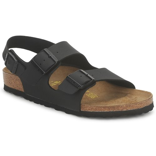 Shoes Sandals Birkenstock MILANO  black
