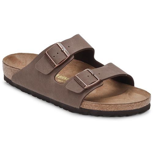 Shoes Men Mules Birkenstock ARIZONA Mocha
