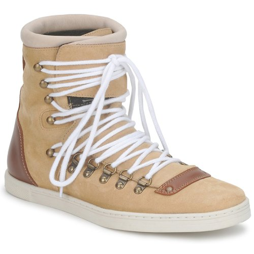Shoes Men Mid boots Swear DUKE TAUPE