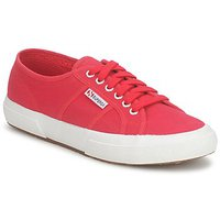 Shoes Low top trainers Superga 2750 COTU CLASSIC Red