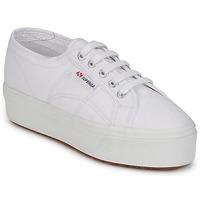 Shoes Women Slippers Superga 2790 LINEA White