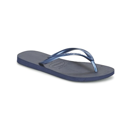 Shoes Women Flip flops Havaianas SLIM Marine
