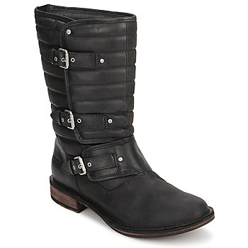 Shoes Women Mid boots UGG TATUM  black