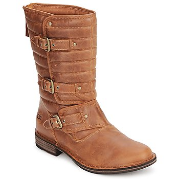 Shoes Women High boots UGG TATUM CHESTNUT