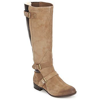 Shoes Women High boots UGG CYDNEE Fawn
