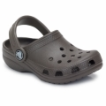Shoes Children Clogs Crocs CLASSIC Chocolate