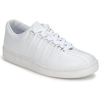Shoes Men Low top trainers K-Swiss THE CLASSIC White