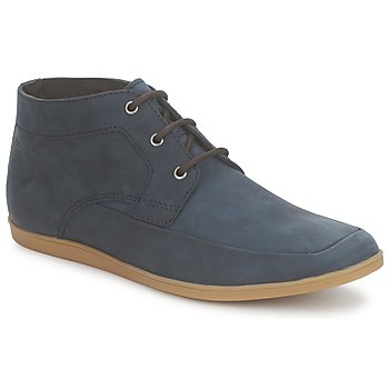 Shoes Men Derby Shoes Base London BREAK NAVY