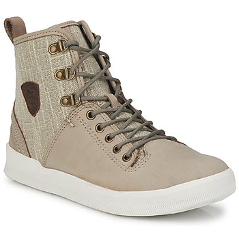 Shoes Men Hi top trainers Feud SUNSEEKER Grey