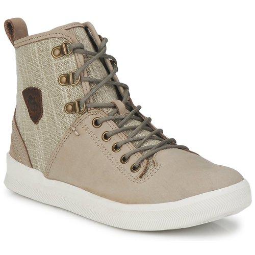 Shoes Men Hi top trainers Feud SUNSEEKER Grey