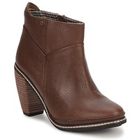 Shoes Women Ankle boots Feud LIGHT TAN