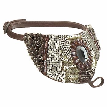 Shoe accessories Women Accessories Slinks  Brown
