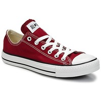 Shoes Low top trainers Converse ALL STAR CORE OX Cranberry / Brown