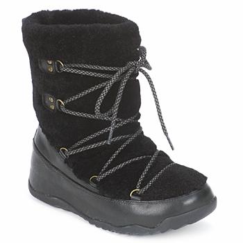 Shoes Women Snow boots FitFlop SUPERBLIZZ™ Black