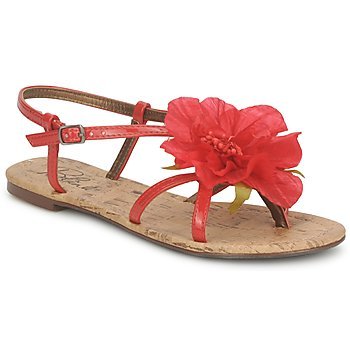 Shoes Women Sandals Blink VALE RISK / RED